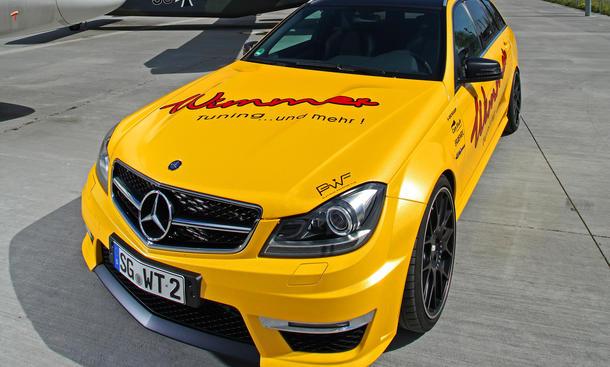 MercedesC63AMGTuningWimmerPowerKombi01
