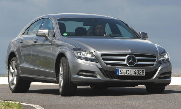 Mercedes CLS 350 BlueEFFICIENCY
