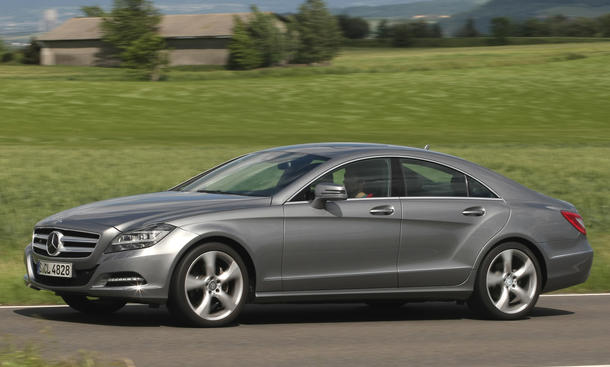 Mercedes CLS 350 BlueEFFICIENCY - Preis