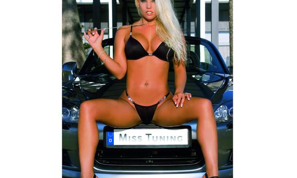 Miss Tuning Kalender 2004 Katharina Kuhlmann
