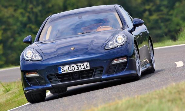 Porsche Panamera 4S Zwischenstand Dauertest