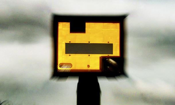 Radarkontrolle Laserpistole Einspruch gegen Bußgeldbescheid 2012 1280