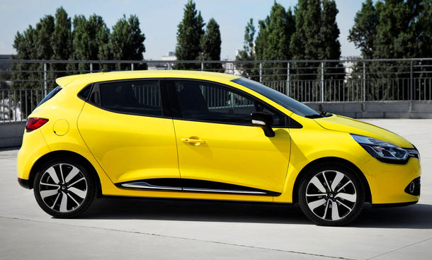renault clio iv kleinwagen premiere auf auto salon paris 2012 bild 14. Black Bedroom Furniture Sets. Home Design Ideas