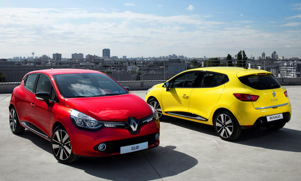 Renault Clio IV: Kleinwagen-Premiere auf Auto Salon Paris 2012