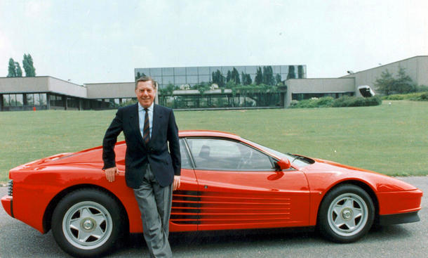 Sergio Pininfarina tot 03 07 2012 85 Jahre Turin Design Designer Ferrari