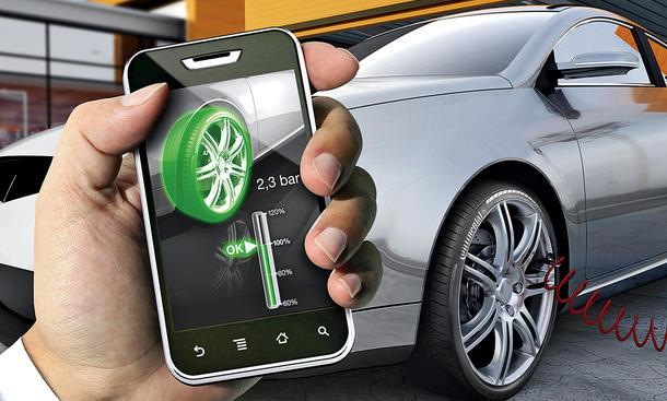 Ratgeber: Die besten Apps für Autofahrer - Conti-Reifenguard