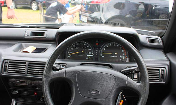 AMG Mitsubishi Galant und Debonair: Tuning aus Affalterbach | Bild 6 - autozeitung.de