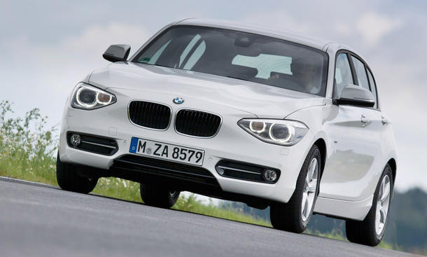 BMW 116d EfficientDynamics Edition - Fahrdynamik