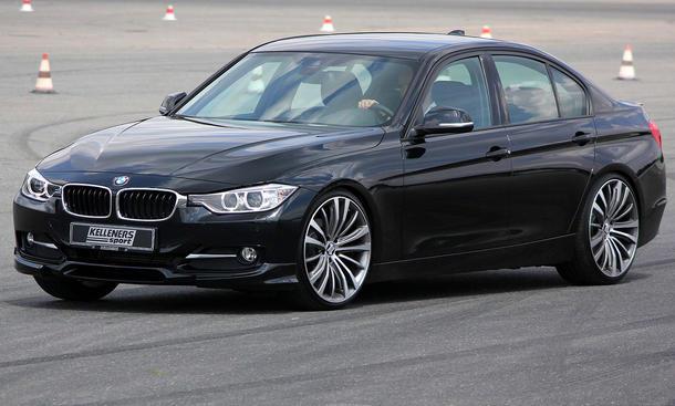 BMW 3er 2012 Tuning Kelleners Sport Front