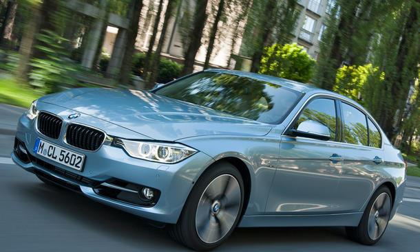 BMW ActiveHybrid 3 - Verkaufsstart