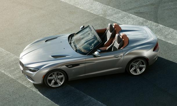 BMW Zagato Roadster 2012 Pebble Beach Z4 Design Einzelstueck