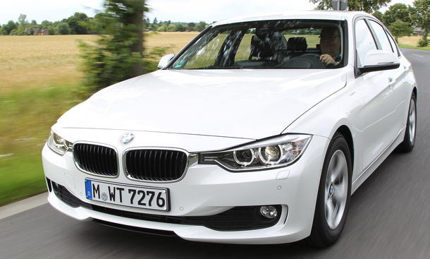 Bilder BMW 320d EfficientDynamics Edition 2012 Test Grundpreis
