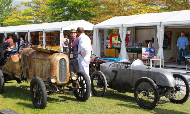 Classic Days Schloss Dyck 2012 Klassiker-Festival Oldtimer Youngtimer Impressionen classic cars