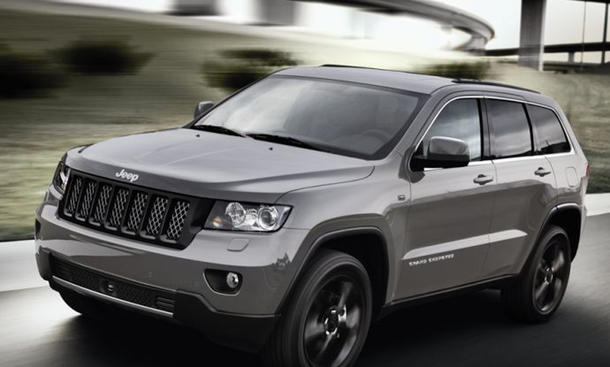Jeep Grand Cherokee S-Limited 2012