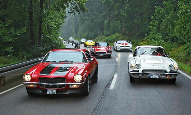 Louis Chevrolet Tour 2012: Nachbericht Reportage Oldtimer Youngtimer