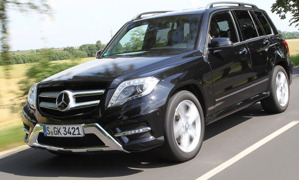 mercedes glk 350 cdi 4matic 2012 im test bild 4. Black Bedroom Furniture Sets. Home Design Ideas