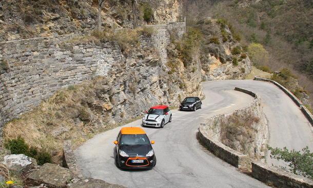 Rallye Legenden 2012 Col de Turini