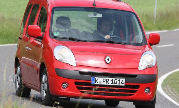 Renault Kangoo 1.6 16V 105 - Preis