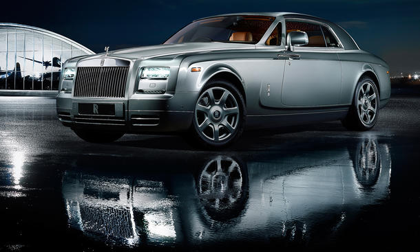 Rolls Royce Phantom Coupé Aviator Collection 2012 Sondermodell