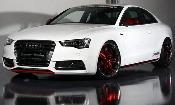 senner tuning audi s5 2012 schielt auf 300 km h grenze. Black Bedroom Furniture Sets. Home Design Ideas
