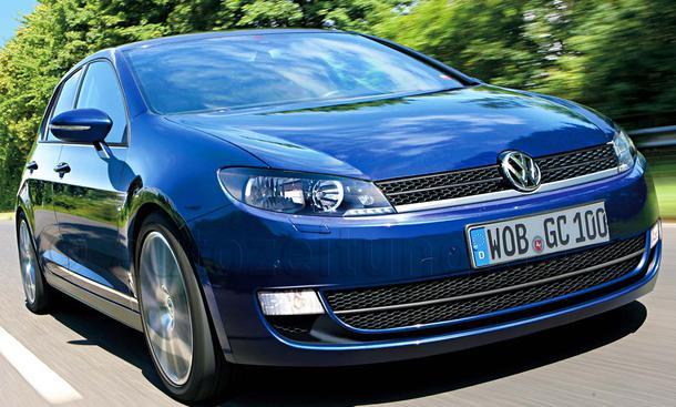 VW Golf 7 2012 Produktion gestartet