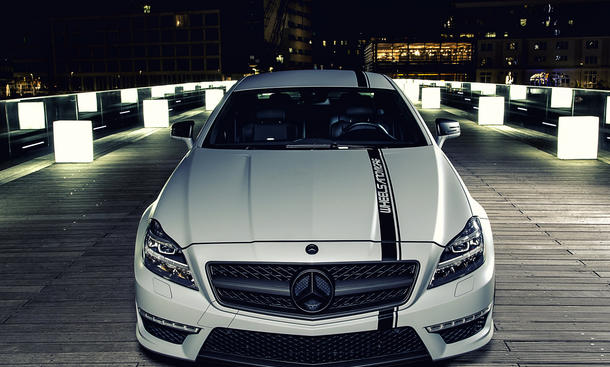 wheelsandmore Mercedes CLS 63 AMG Tuning Seven-11