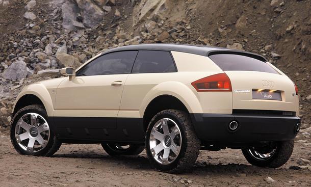 audi crosslane coup hybrid q2 vorbote auf auto salon paris 2012 bild 6. Black Bedroom Furniture Sets. Home Design Ideas
