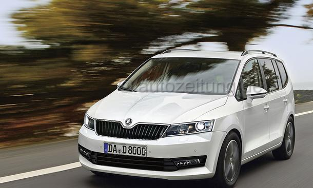 neue skoda modelle bis 2015 superb octavia yeti citigo rapid bild 8. Black Bedroom Furniture Sets. Home Design Ideas