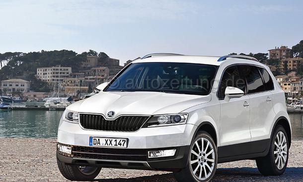 Neue Skoda Modelle bis 2015: Superb, Octavia, Yeti, Citigo, Rapid