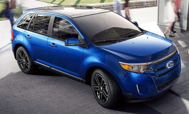 Ford Edge: Imposantes SUV