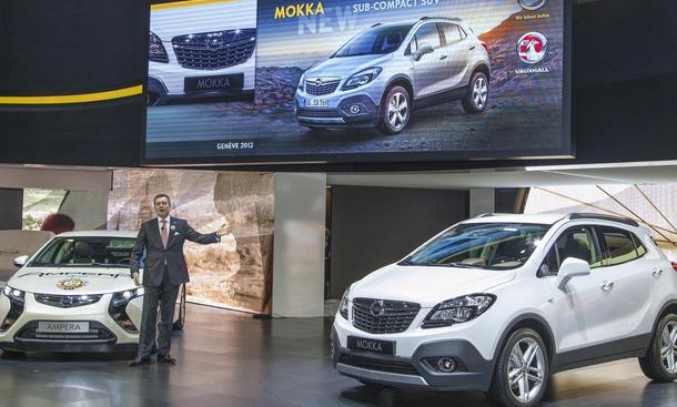 Opel neue Modelle Absatzkrise Neuwagen Kleinwagen SUV Russland