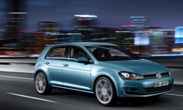 VW Golf VII Kompaktklasse Deutschland Segment Spitzenreiter