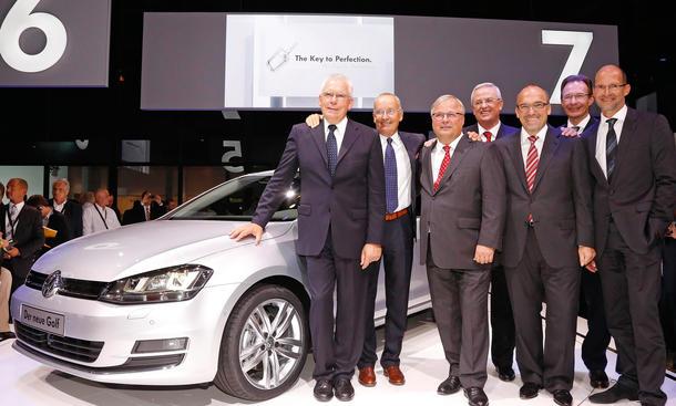 VW Golf VII Preis 2012 Motoren Preise Ausstattungen Highline Euro