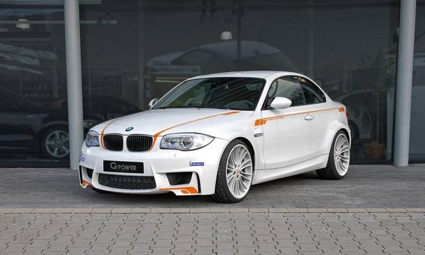 G-Power BMW 1er M Coupé 2012