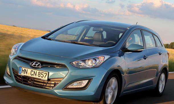 Hyundai i30 Kombi Intro Edition als Sondermodell zur Markteinführung