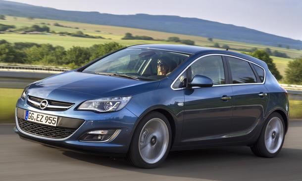 Fahrbericht Opel Astra 1.4 Turbo 2012 Kompaktsportler
