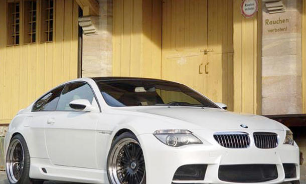 BMW 6er E63, Tuning, CLP, Aero-Kit