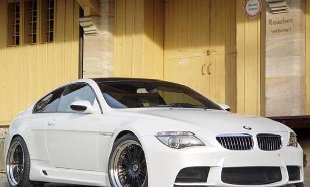 BMW 6er E63, Tuning, CLP, Aero-Kit