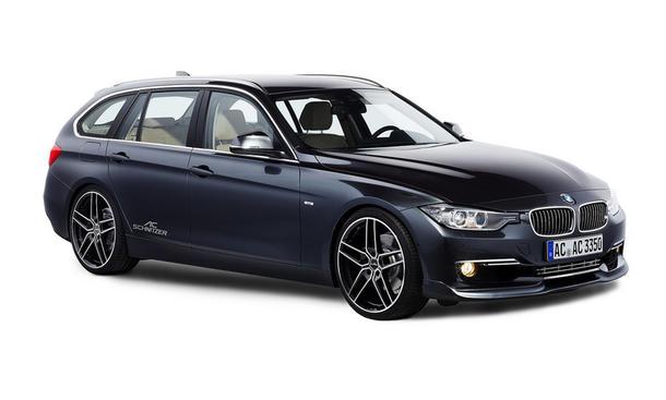 BMW 3er Touring, AC Schnitzer, Tuning, Leistungssteigerung