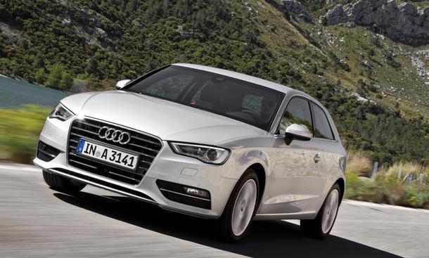 Bilder Audi A3 2.0 TDI 2012