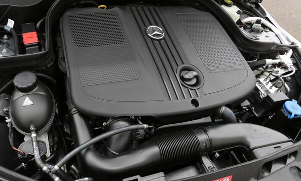 Mittelklasse Kombis 2012 BMW 3er Touring Mercedes C Klasse