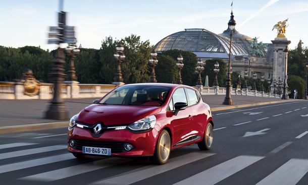 Bilder Renault Clio TCe 90 Fahrbericht 2012 Vierte Generation