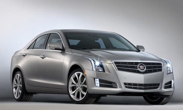 Cadillac ATS 2012 Mittelklasse Limousine General Motors Mittelklasse Premium
