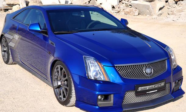 Cadillac CTS-V, Tuning, Geiger