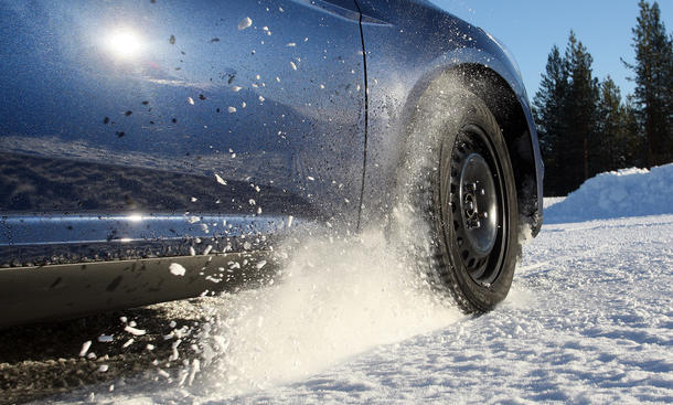 EU-Reifen-Label Winterreifen Reifenlabel Bewertung Test