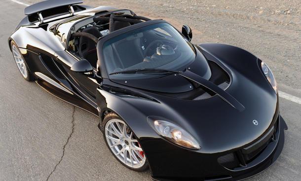 Hennessey Venom GT Spyder, Supersportler, Lotus Exige, Tuning