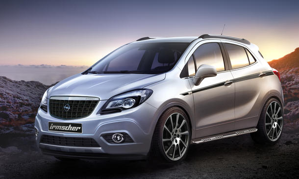 Opel Mokka 2012, Tuning, Irmscher