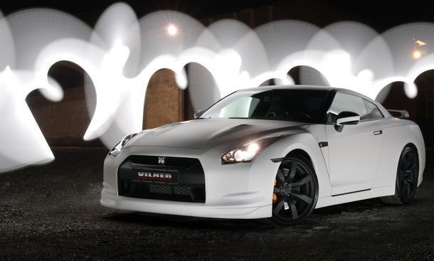 Nissan GT-R, Tuning, Vilner