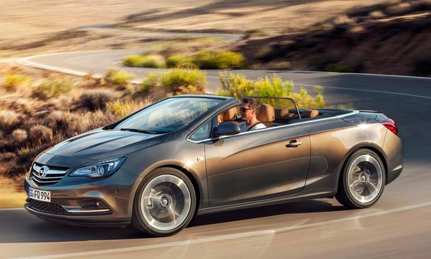 Opel Cascada 2013 Cabrio Neuheit Fotos Motoren