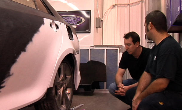 SEMA 2012 Tuning Preview Highlights Vorschau Toyota Camry Rowdy Edition